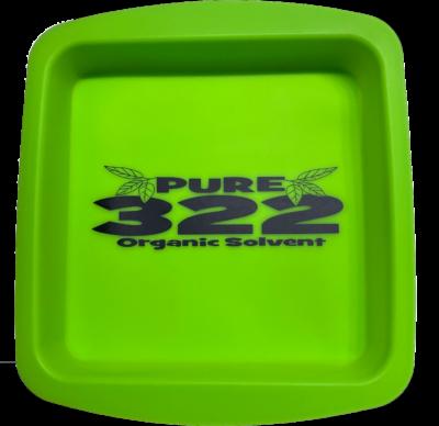 Pure322 Silicone Deep Dish